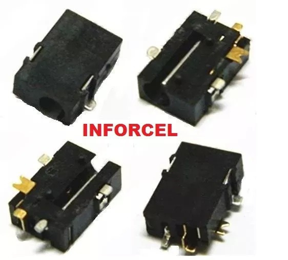 Jack Dc Conector Tablet Cce Motion Tab Tr 91 Tr91 Tr71 Tr101