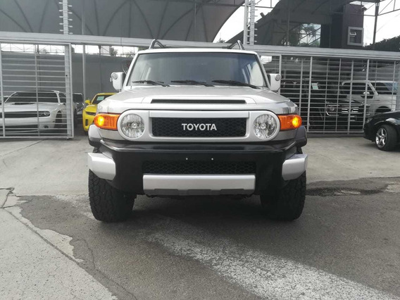 Toyota Fj 2012 Plata
