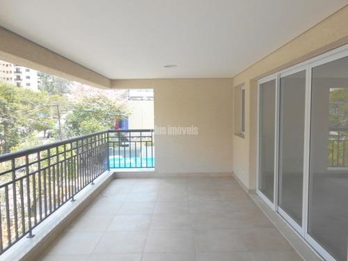 Apartamento Com  3 Dormitórios 3 Suites 3 Vagas No Panamby! - Pp11585