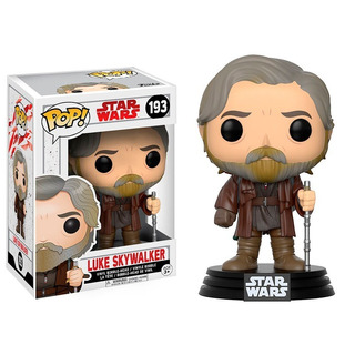 Funko Pop Luke Skywalker 193 - Star Wars Coleccionables