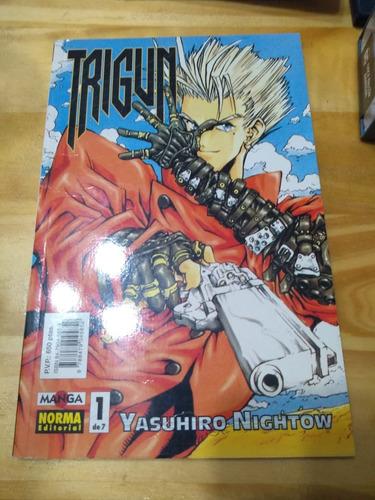 Trigun - Nightow - Norma, 1998 - Manga