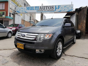 Ford Edge Limited 3.4l At 2010