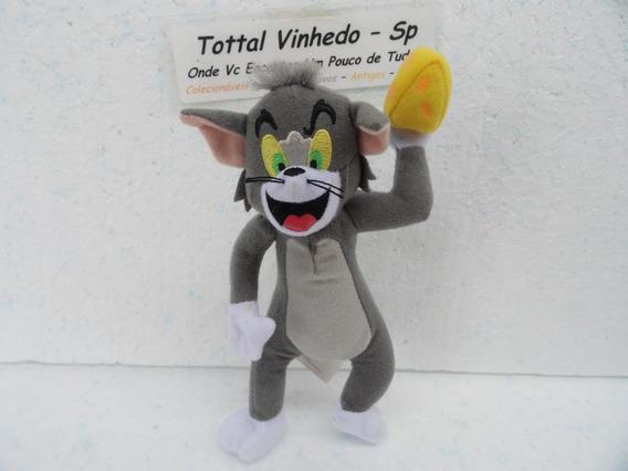 Boneco Tom Do Tom E Jerry Pelucia #00 *