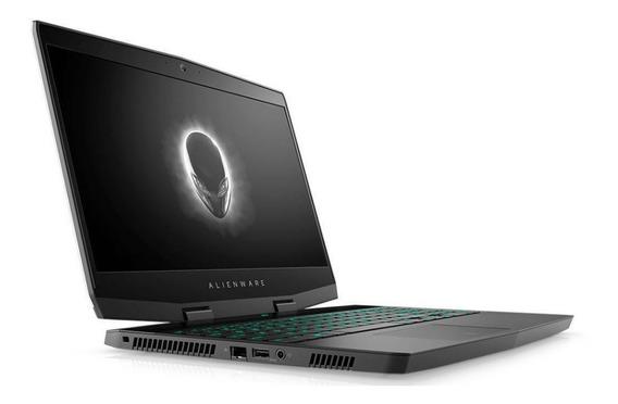 Notebook Gamer Alienware I7 32gb Rtx 2080 M2 512gb 240hz
