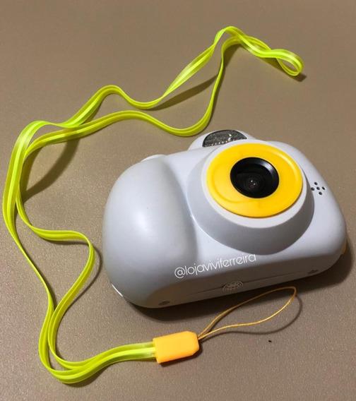 Câmera Digital Fotográfica Infantil