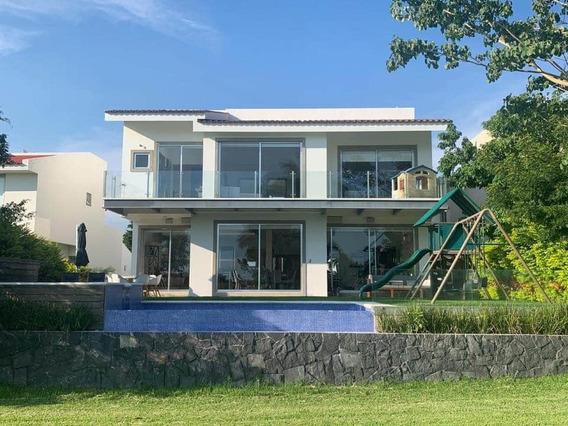 Preciosa Residencia En Exclusivo Fracc. Paraíso Country Club