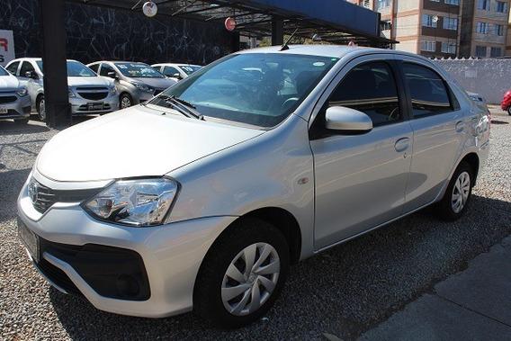 Toyota Etios 1.5 Xs 16v Flex 4p Automático 8498