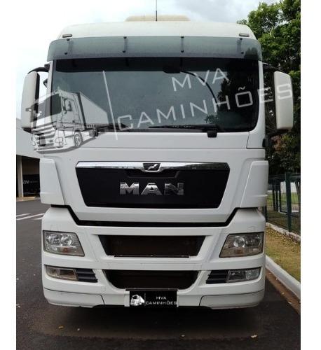 Imagem 1 de 15 de Caminhão Man Tgx 29-480 - 6x4 T
