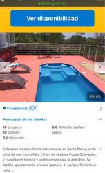 Casa De Campo La Revista, Piscina Terraza, Privacidad Descan