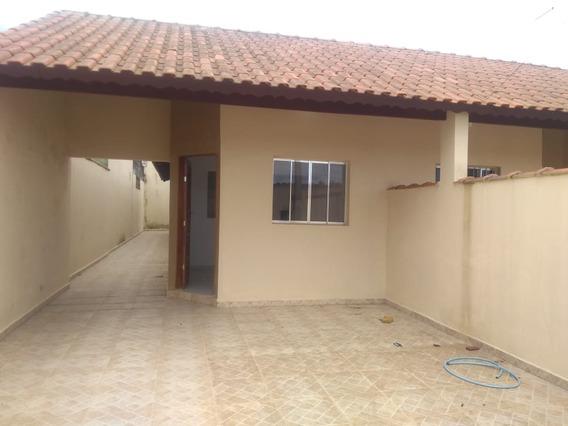 Casa Nova Em Itanhaém 50 Mil De Entrada + Parcelas Fixas!