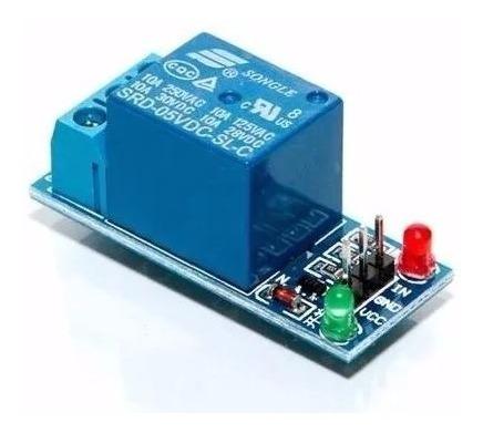 Relé 1 Canal 5v Arduino
