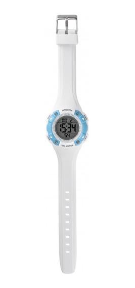 Relógio Iridium Feminino Azul - Es098 - Atrio