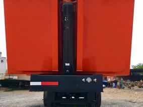 Gondola 30m3 Modelo 2018 Reforzada