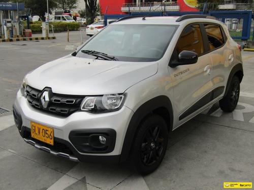 Renault Kwid Outsider Mt 1.0