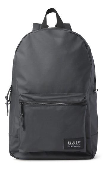 Mochila Ellus Basic Backpack Preta