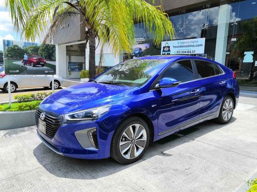 Imagen 1 de 10 de Hyundai Ioniq 2019 5p Limited Hibrido L4/1.6 Aut