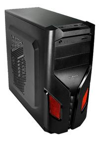 Cpu Gamer Ultra I3 7100 H110m 4gb Gtx 1050 Ti - Gta V, Lol
