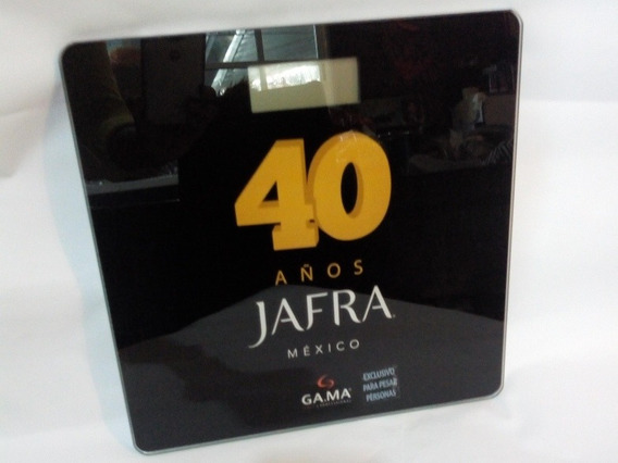 Balanza Personal De Vidrio Templado De 6mm