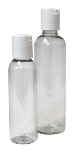 Botella Gel Tapa Dosificadora 120ml X10 - mL a $17