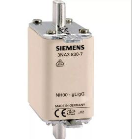 Fusivel Nh 160a Tam 00 500v 3na3 836 - Siemens