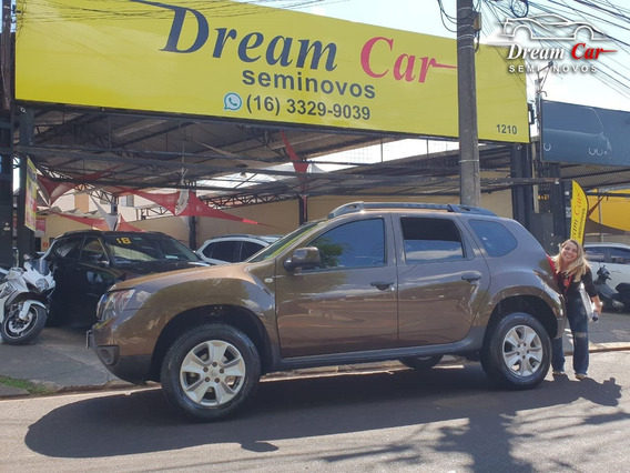 Renault Duster Expression 1.6 Marrom 2016