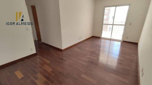 Imagem 1 de 14 de Apartamento Com 2 Dormitórios À Venda, 70 M² Por R$ 815.000,00 - Lapa - São Paulo/sp - Ap18579