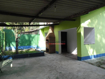 Casa Residencial À Venda, Jardim Represa, São Paulo - Ca2467. - Ca2467