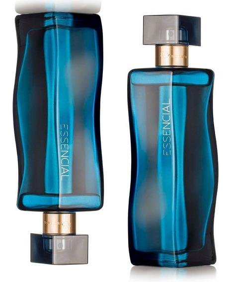 Natura Kit 2 Deo Parfum Essencial Oud Feminino 100 Ml