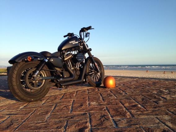 Harley Davidson 883 Iron 2011