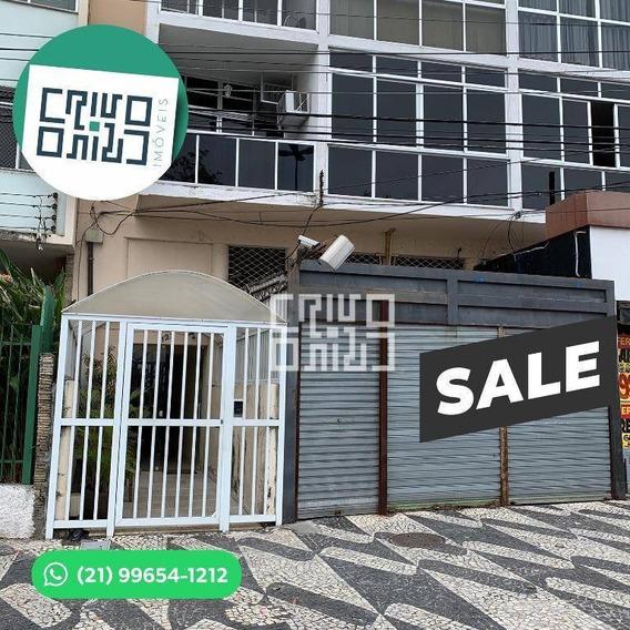 Loja Para Alugar, 200 M² Por R$ 5.000/mês - São Francisco - Niterói/rj - Lo0019