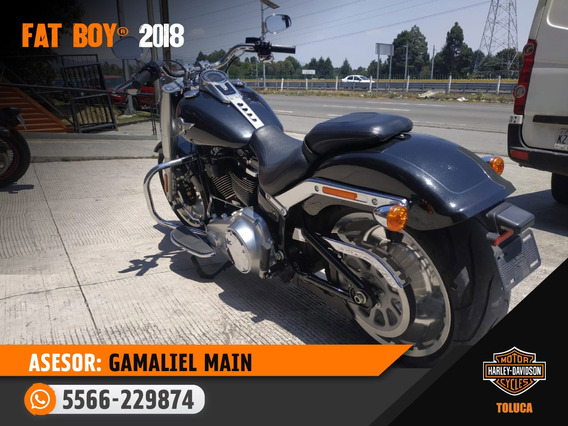 Harley Davidson Fat Boy 2018