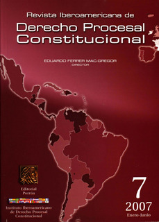 Revista Iberoamericana De Derecho Procesal Constitucional N7