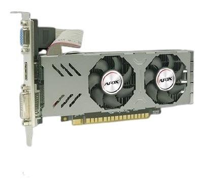 Imagem 1 de 3 de Placa De Vídeo Nvidia Afox Gtx 750 4gb P Computador Pc Gamer