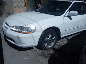 Honda Accord 3.0 Ex-r Sedan V6 Piel Abs Qc Cd Mt