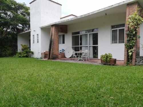Casa En Venta, Un Nivel, Cuernavaca Morelos.