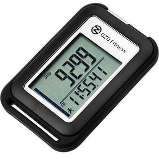 Ozo Aptitud Sc Podómetro 3d Digital | Mejor Podómetro Par