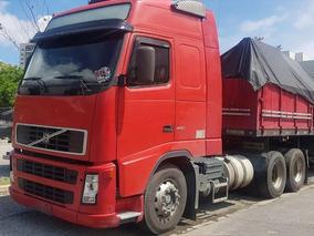 Volvo Fh 440 6x2 Mais Carreta Ls Ano 2009