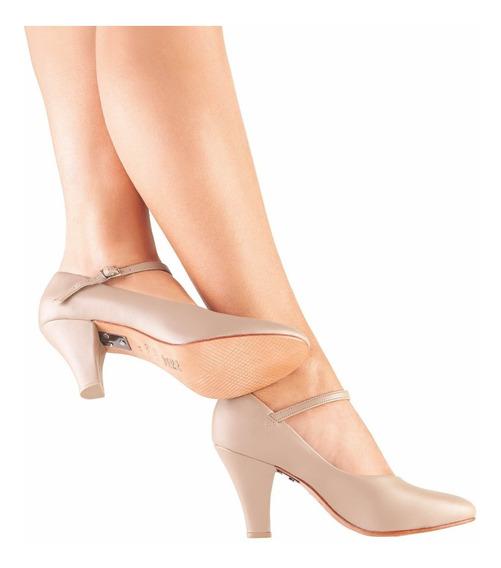 Sapato Para Dança-só Dança-salto 7,5cm-ch53