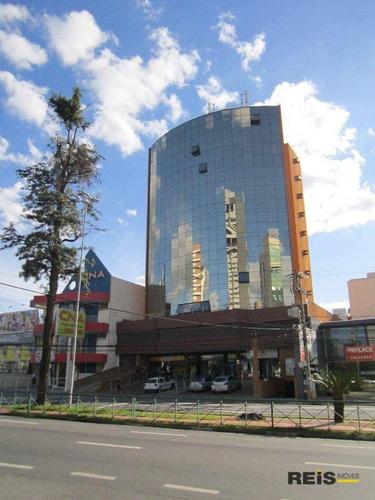 Imagem 1 de 7 de Sala Para Alugar, 50 M² Por R$ 1.000,00/mês - Parque Campolim - Sorocaba/sp - Sa0109