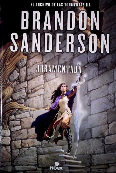 Juramentada - Brandon Sanderson