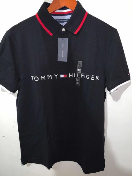 Polo Tommy Hilfiger Original Mediana