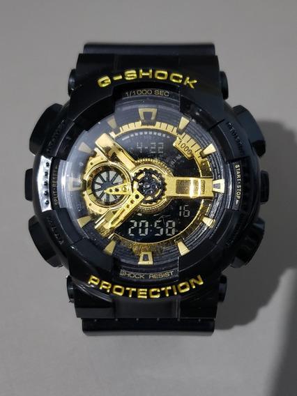 Relógio Casio G-shock Protection Preto