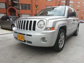 Jeep Patriot At 2007