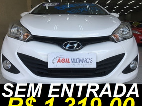 Hyundai Hb20 1.6 Premium Flex Aut. Único Dono 2015 Branco