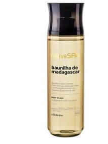 Nativa Spa Perfume Baunilha De Madagascar 200 Ml, Oboticário