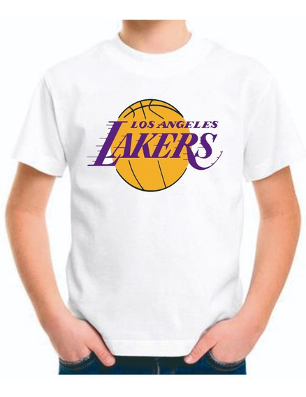 Remera Los Angeles Lakers Nba