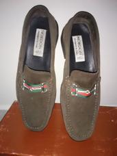 feb7ae5e Zapatos Italianos Altos Caballeros - Zapatos Marrón en Mercado Libre ...