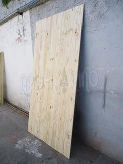 Argen Pino Tablero Madera 2,40 X 1,20 X 16mm Muebles Fabrica