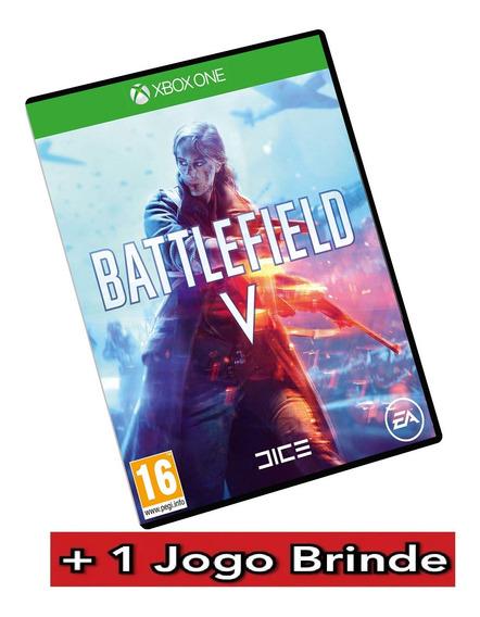 Batlefield V Xbox One Midia Digital + Brinde