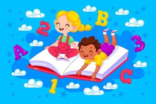 Aulas Particulares Para Crianças Que Ainda Estão Aprendendo.